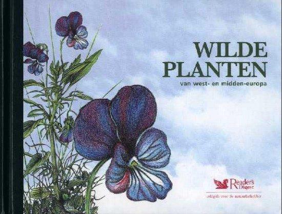 Cover van het boek 'Veldgids voor de natuurliefhebber / Wilde planten'