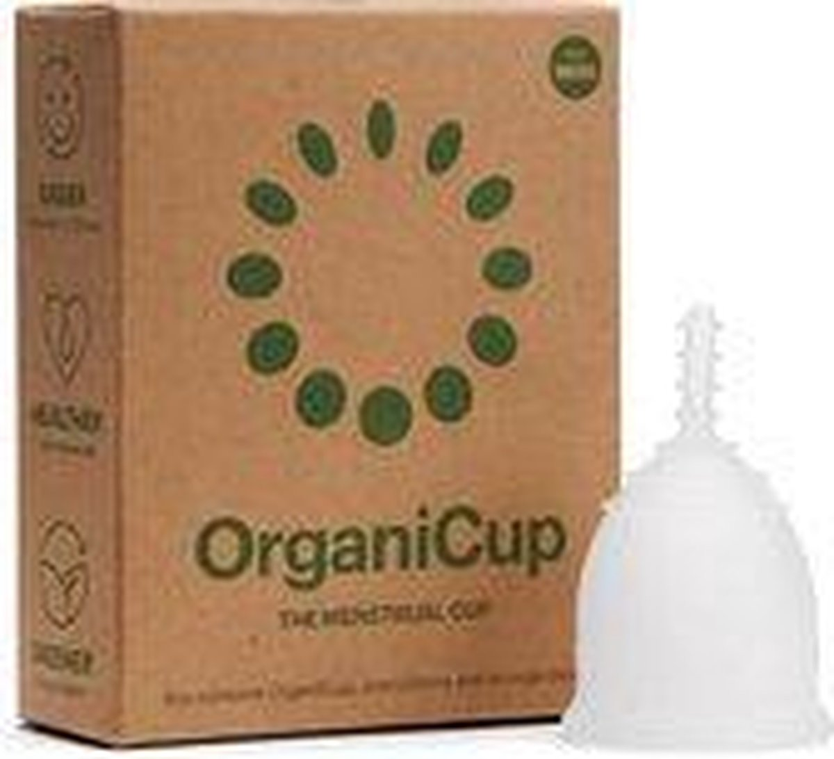 OrganiCup Mini - Menstruatiecup - Biologisch