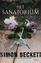 Omslag Het Sanatorium