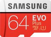 Samsung EVO Plus MicroSDXC 64 GB - Versie 2020