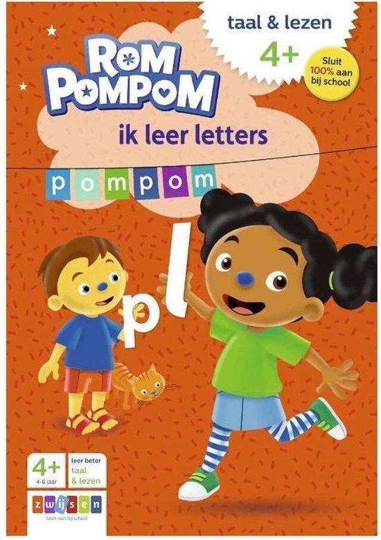 Afbeelding van het spel Rompompom - Rompompom ik leer letters