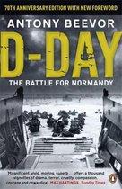 Boek cover D-Day van Antony Beevor