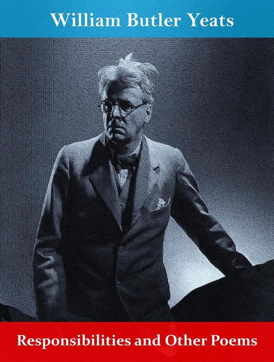 Boek cover Responsibilities and Other Poems van William Butler Yeats (Onbekend)
