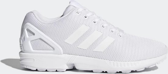 Adidas zx flux s32277 - sneakers - unisex - wit - maat 44