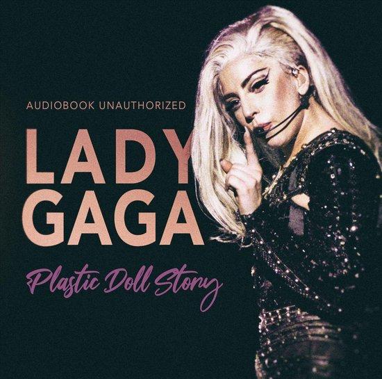 CD cover van Plastic Doll Story van Lady Gaga