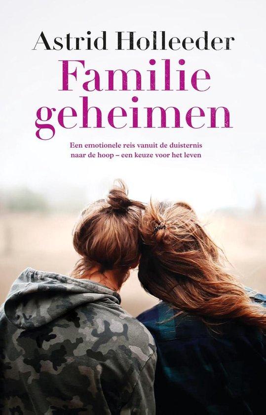 Boek cover De Holleeder trilogie - Familiegeheimen van Astrid Holleeder (Onbekend)