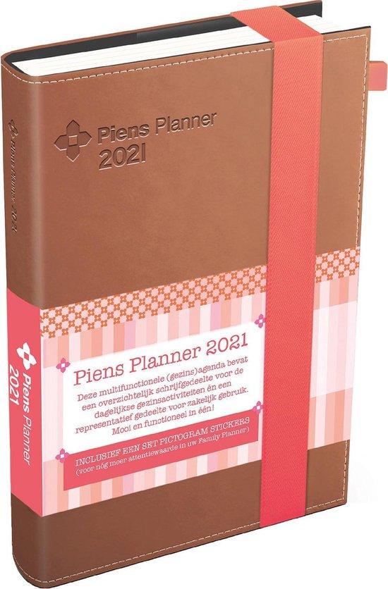 Afbeelding van Piens Planner Agenda 2021