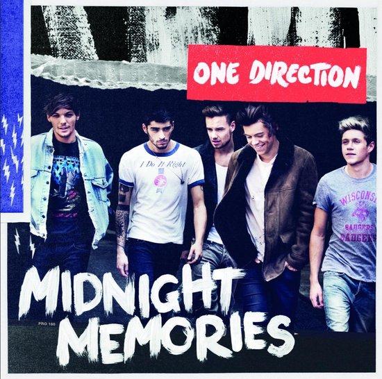CD cover van Midnight Memories van One Direction