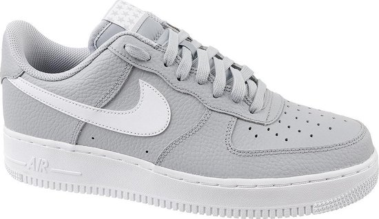 bol.com | Nike Air Force 1 07 AA4083-013, Mannen, Grijs ...