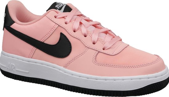 Nike Air Force 1 VDay Gs BQ6980-600, Kinderen, Roze, Sneakers maat: 36,5 EU