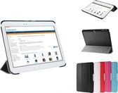 TriFold Slim Smart Case, Hoes voor de Samsung Galaxy Tab 4 10.1