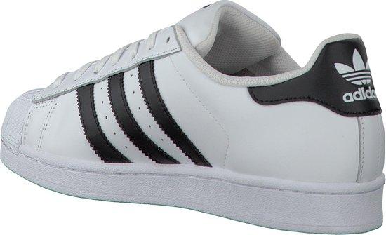adidas Superstar Heren Sneakers - Ftwr White/Core Black - Maat 42 2/3