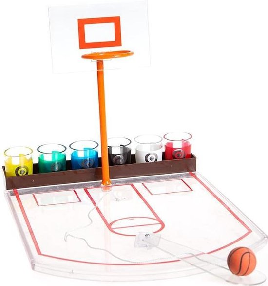 Afbeelding van het spel Kamparo Drankspel Mini Basketbal