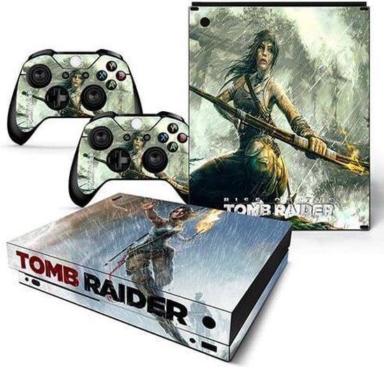 Tomb Raider – Xbox One X skin