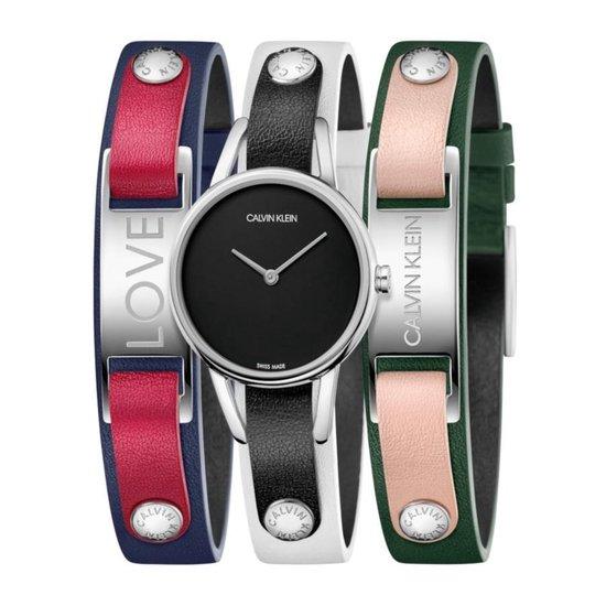 Calvin Klein My Calvins horloge – Meerkleurig