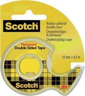 Scotch® Dubbelzijdige Tape, 12 mm x 6.3 m