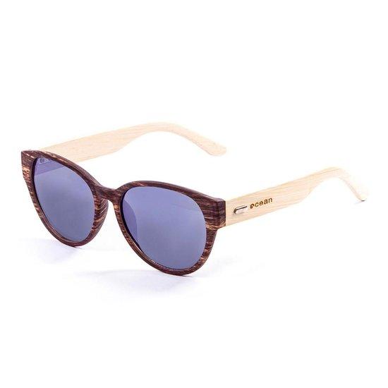Ocean Sunglasses - COOL - Unisex Zonnebril Bruin - Ocean Sunglasses