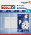 Tesa powerstrips klevende spijker voor tegels & metaal 2 kg. - 2 stuks