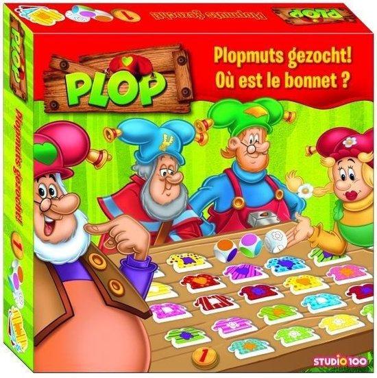 Afbeelding van het spel Studio 100 Kabouter Plop Spel - Waar Is De Muts Van Plop