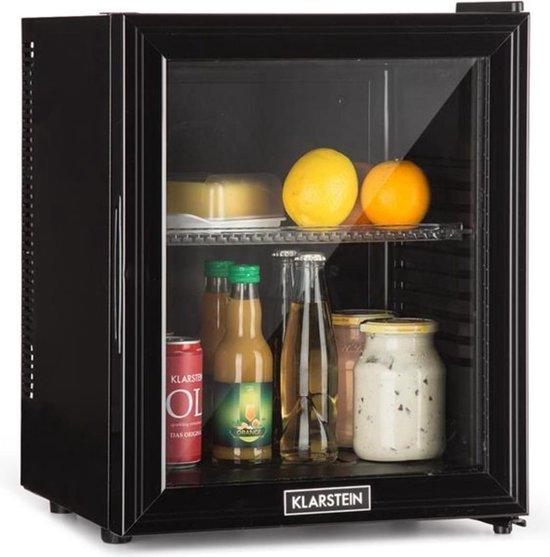 Koelkast: Brooklyn Barmodel koelkast , Geruisloos , IJsvrij , Compacte afmeting , energie-efficiëntieklasse A, van het merk Klarstein