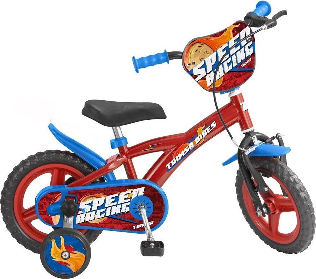 Toimsa Speed Kinderfiets Mannen Rood;Blauw 12 online kopen