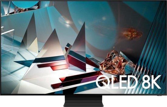 Samsung QE65Q800T - 65 inch - 8K QLED - 2020