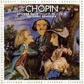 """Chopin: Sonate No. 2 Op 35 """"Marche Funebre""""; 12 Études Op 25"""