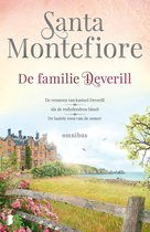 Boek cover Deverill  -   De familie Deverill van Santa Montefiore (Paperback)