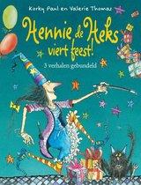 Hennie de Heks  -   Hennie de heks viert feest!