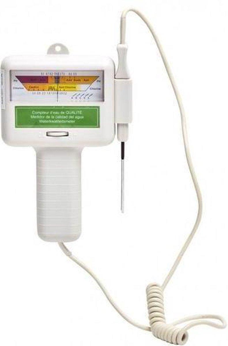 Testkit pH + Chloor Elektronisch