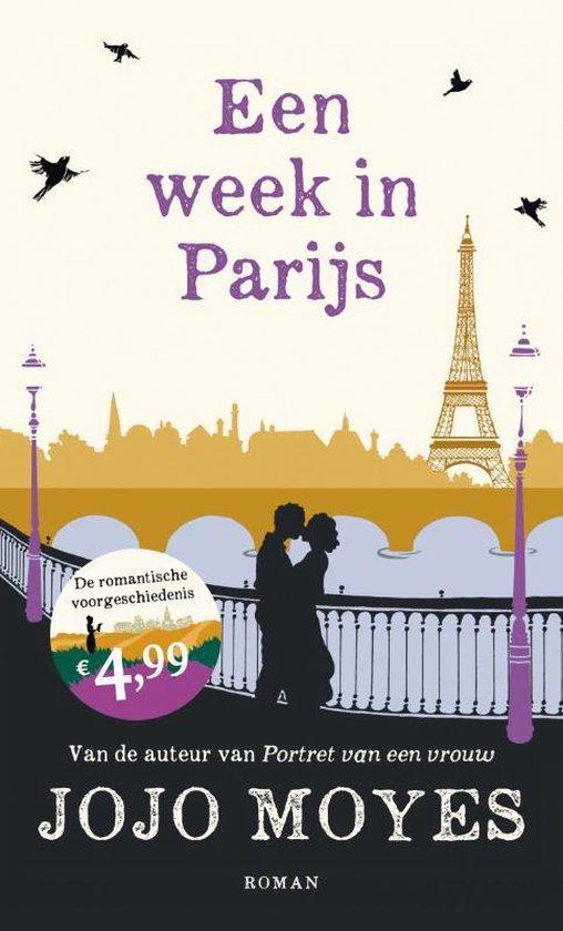 Omslag van Een week in Parijs