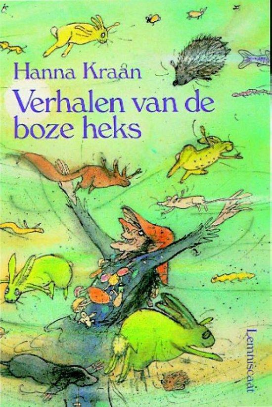 Boek cover Verhalen van de boze heks van Hanna Kraan (Hardcover)