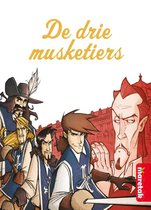 Best Books Forever  -   De drie musketiers