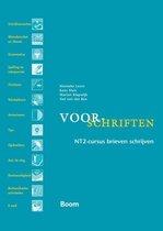 Boek cover Voor-schriften van H. Lentz
