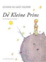 Boek cover De kleine Prins van Antoine de Saint-Exupéry