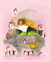 Springende pinguins en lachende hyena's