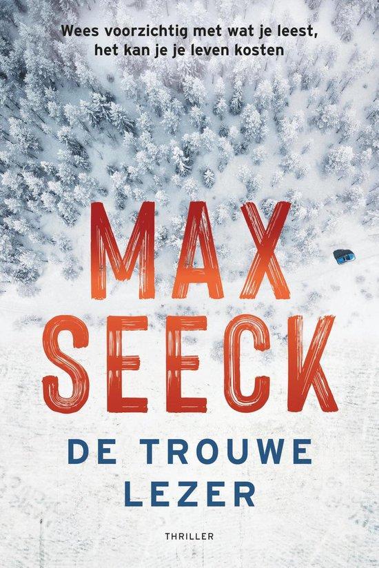 Boek cover De trouwe lezer van Max Seeck (Paperback)