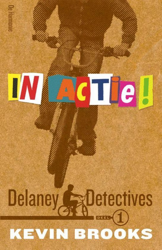 Delaney detectives in actie! 1