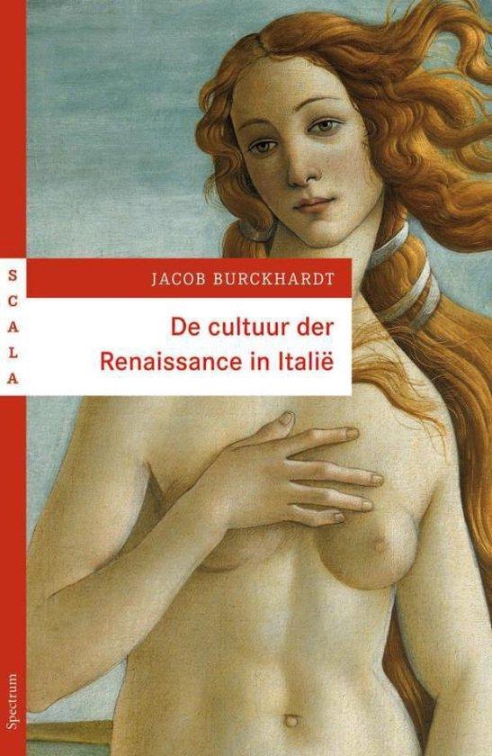 Boek cover Scala  -   Cultuur der Renaissance in Italie van Jacob Burckhardt