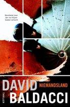 Boek cover John Puller 4 -   Niemandsland van David Baldacci