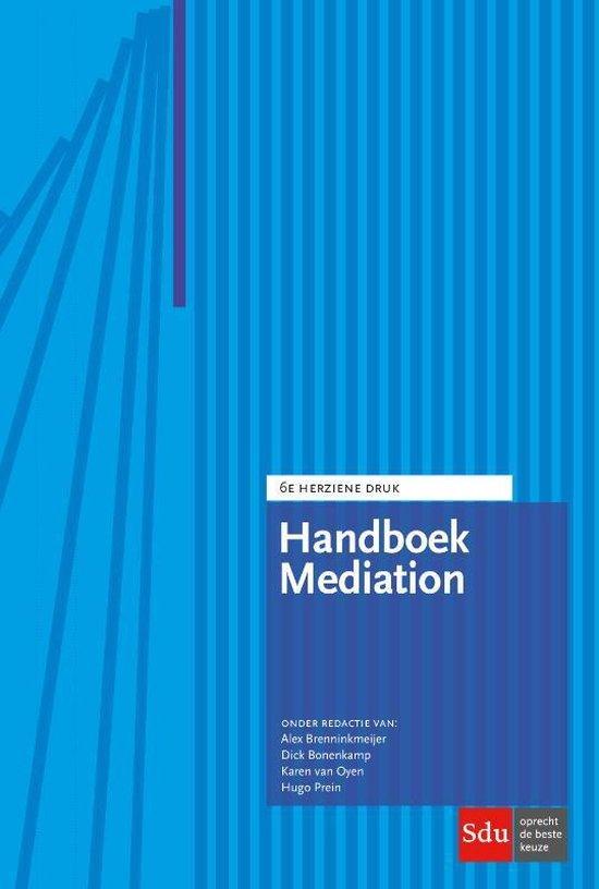 Handboek mediation