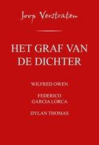 Boek cover Het graf van de dichter van Joop Verstraten (Paperback)