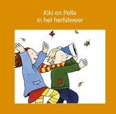 Kiki en Pelle  -   Kiki en Pelle en de paraplu