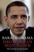 Boek cover Dromen van mijn vader van Barack Obama (Paperback)