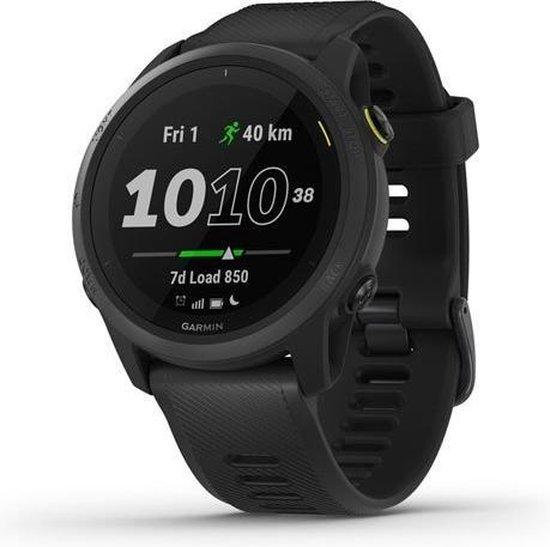 Garmin Forerunner 745 sport horloge Zwart Screen 240 x 240 Pixels Bluetooth