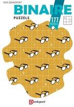 Denksport Binaire puzzels - puzzelboek
