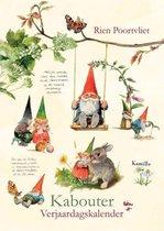 Rien Poortvliet Verjaardagskalender - Kabouter - formaat A4