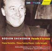Sitkovetzky/Geringas/+ - Shchedrin: Parade A La Russe