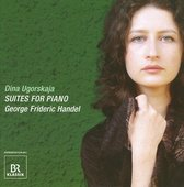 George Frideric Handel, Suites For Piano Nos 2-6 (