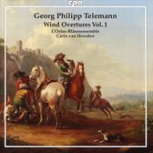 Georg Philipp Telemann: Wind Overtures